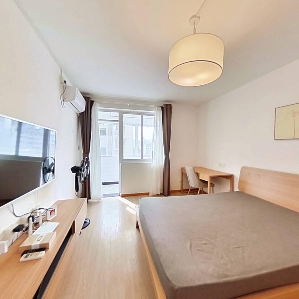 整租·百花小区 2室1厅 南卧室图