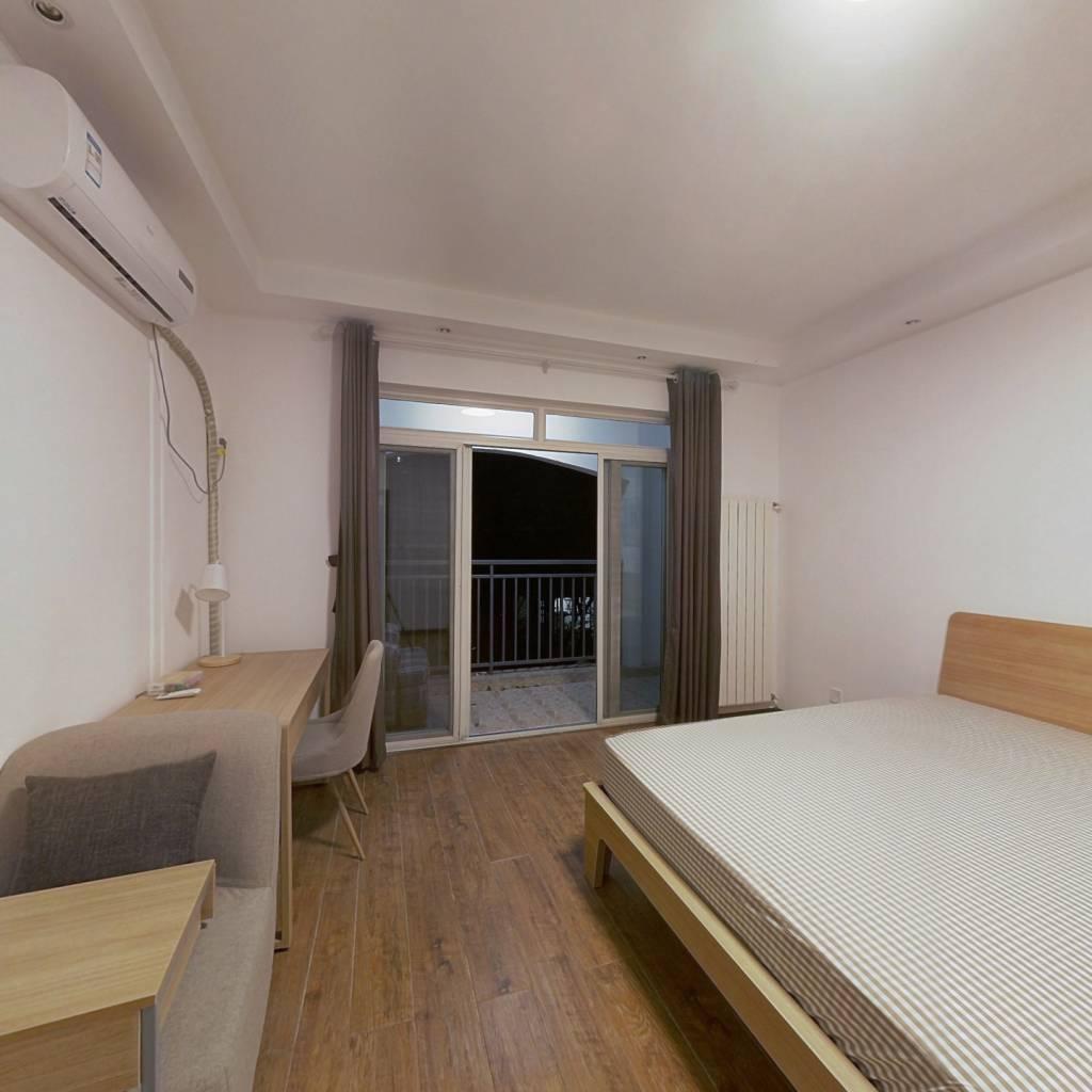 合租·安顺家园 4室1厅 东卧室图