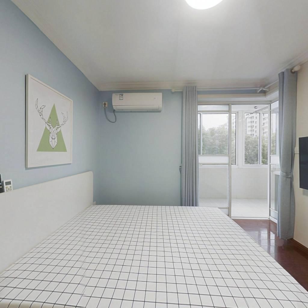 整租·桃浦一村(武威路1051弄) 2室1厅 南卧室图
