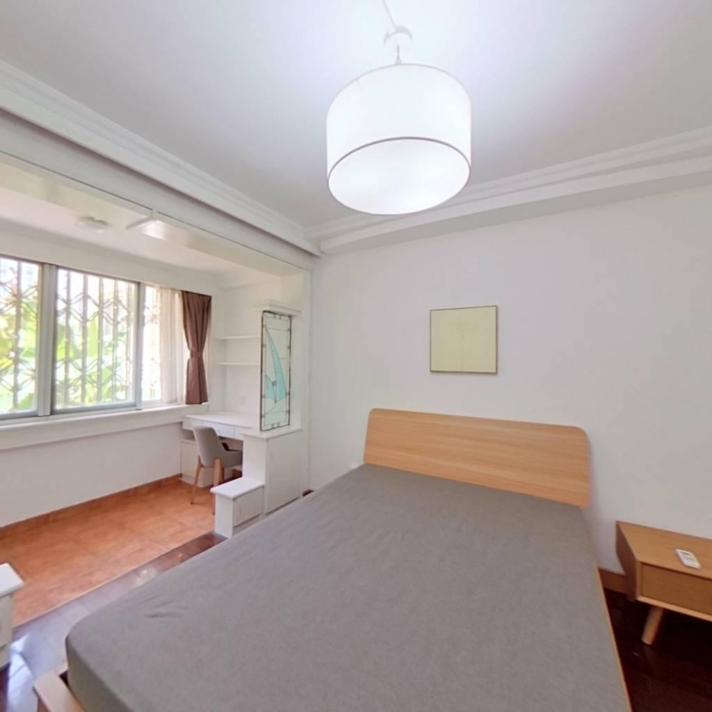 整租·近江家园八园 2室1厅 南卧室图