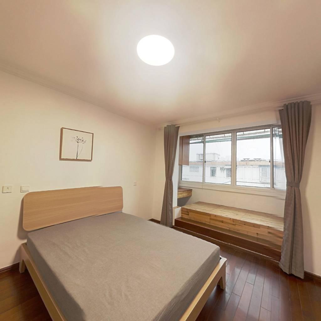 整租·长海二村 2室1厅 南卧室图