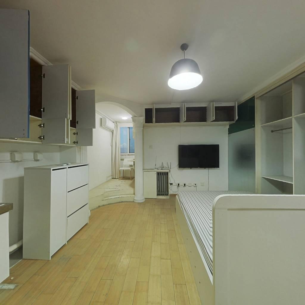 整租·宝隆温泉公寓 1室1厅 东卧室图