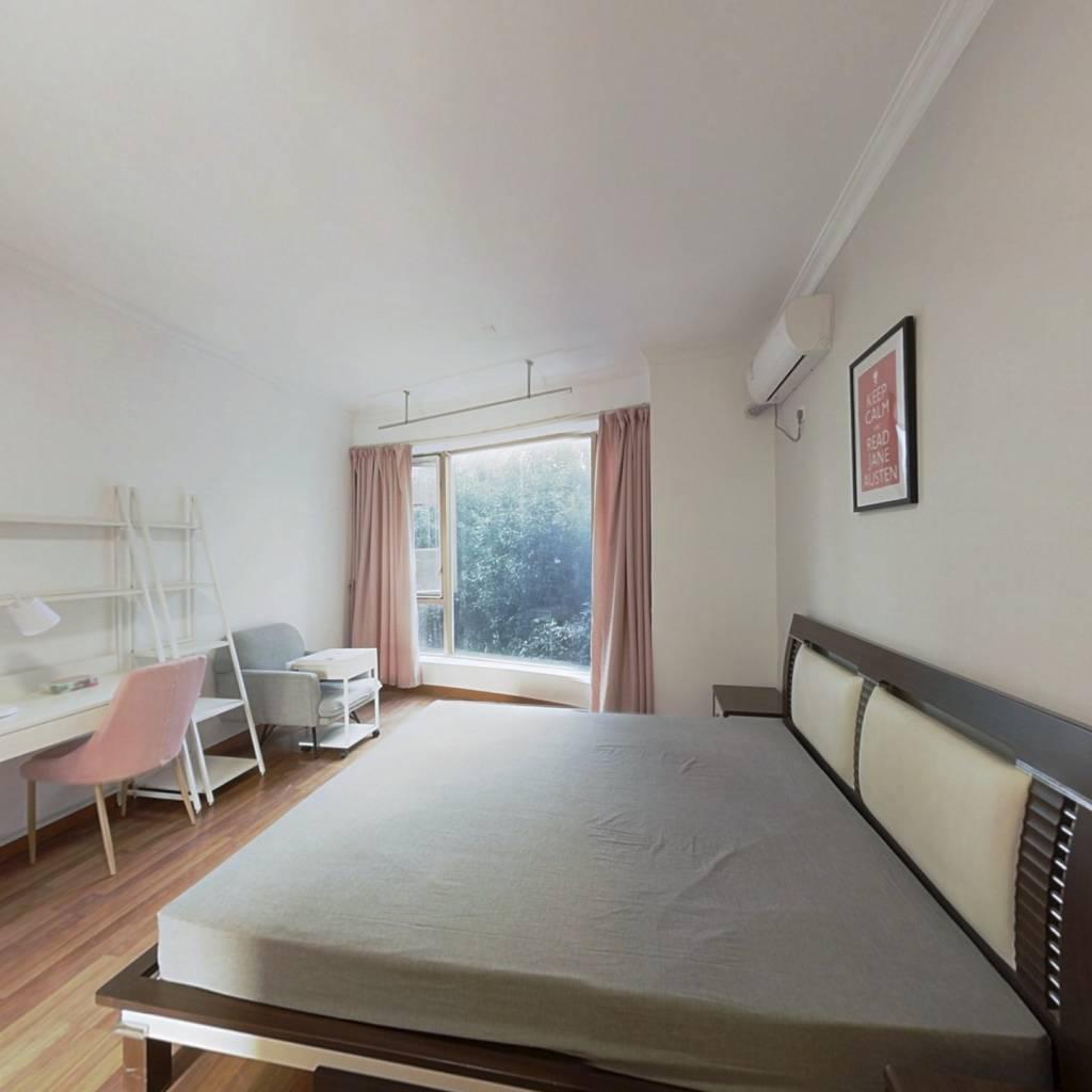 合租·南景园 4室1厅 西南卧室图