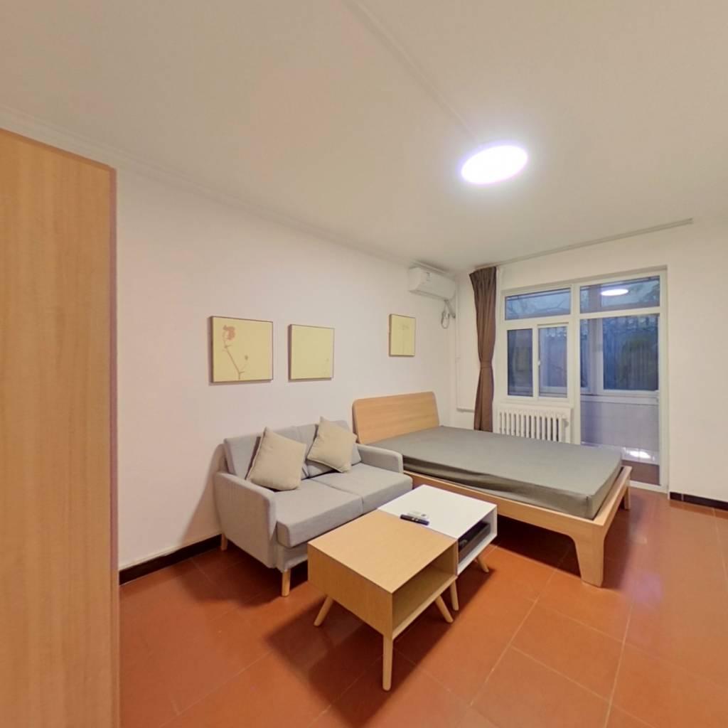 整租·田村40号院 2室1厅 南北卧室图