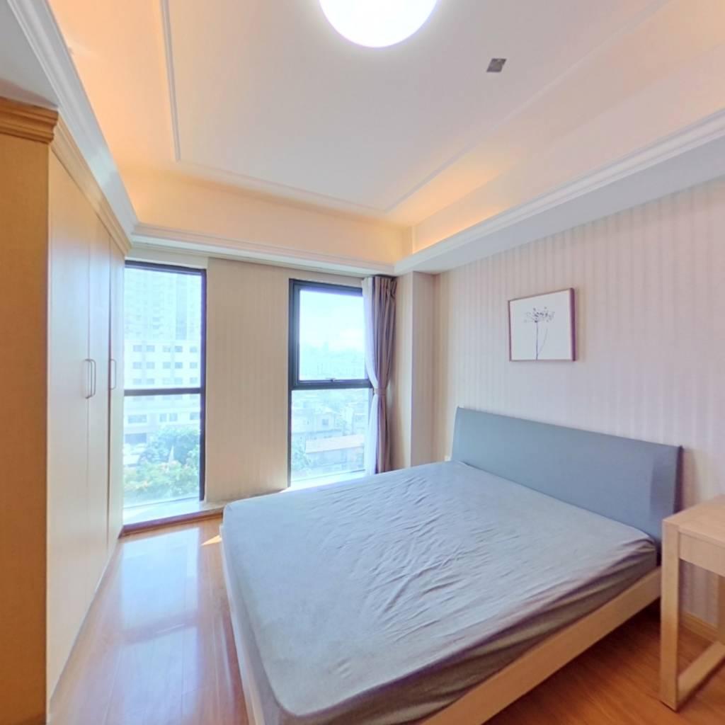 整租·铂金时代 1室1厅 南卧室图