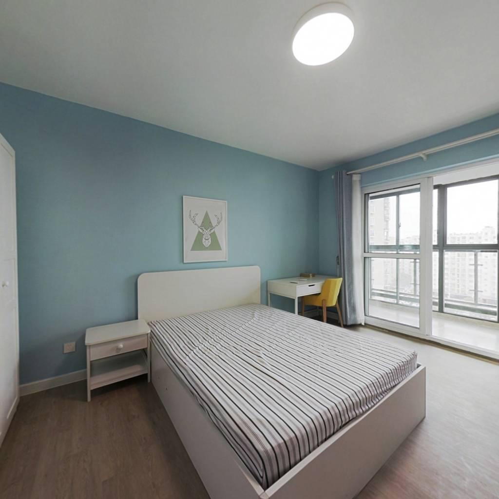 整租·银龙鑫苑 1室1厅 南北卧室图