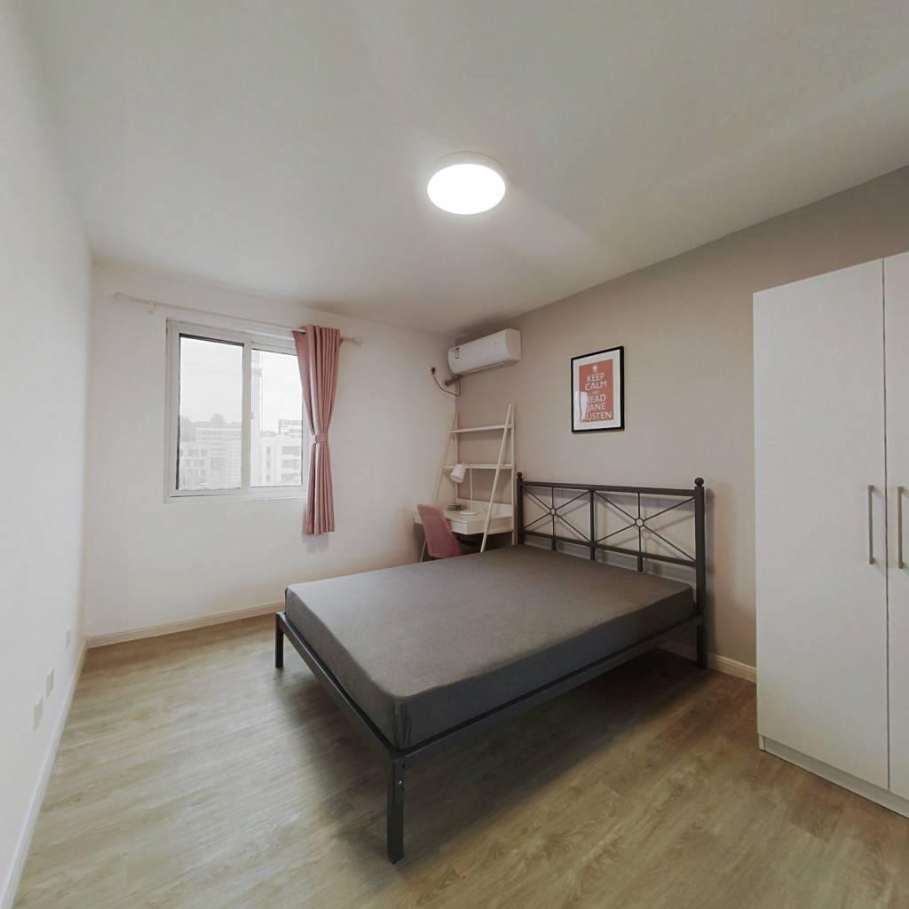 合租·五塘和园 4室1厅 南卧室图