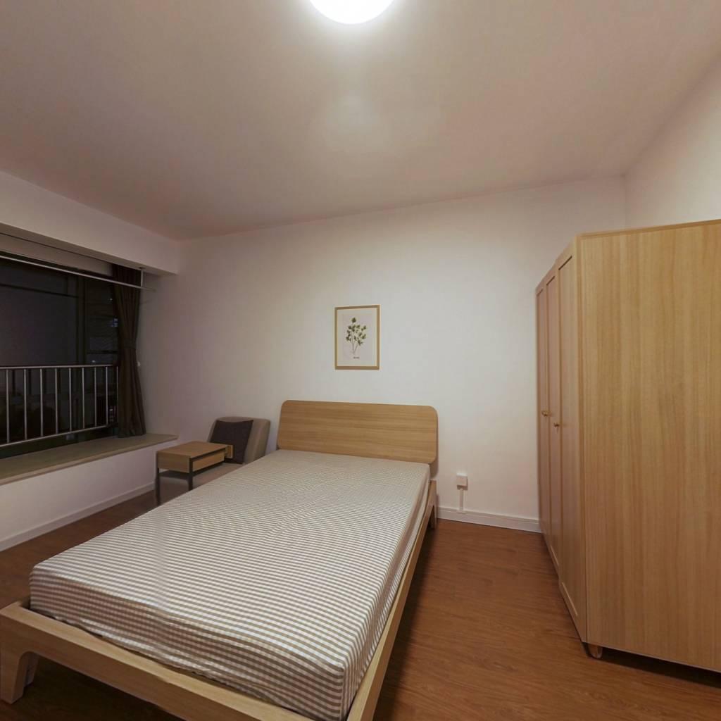 合租·海虹锦都 5室1厅 南卧室图