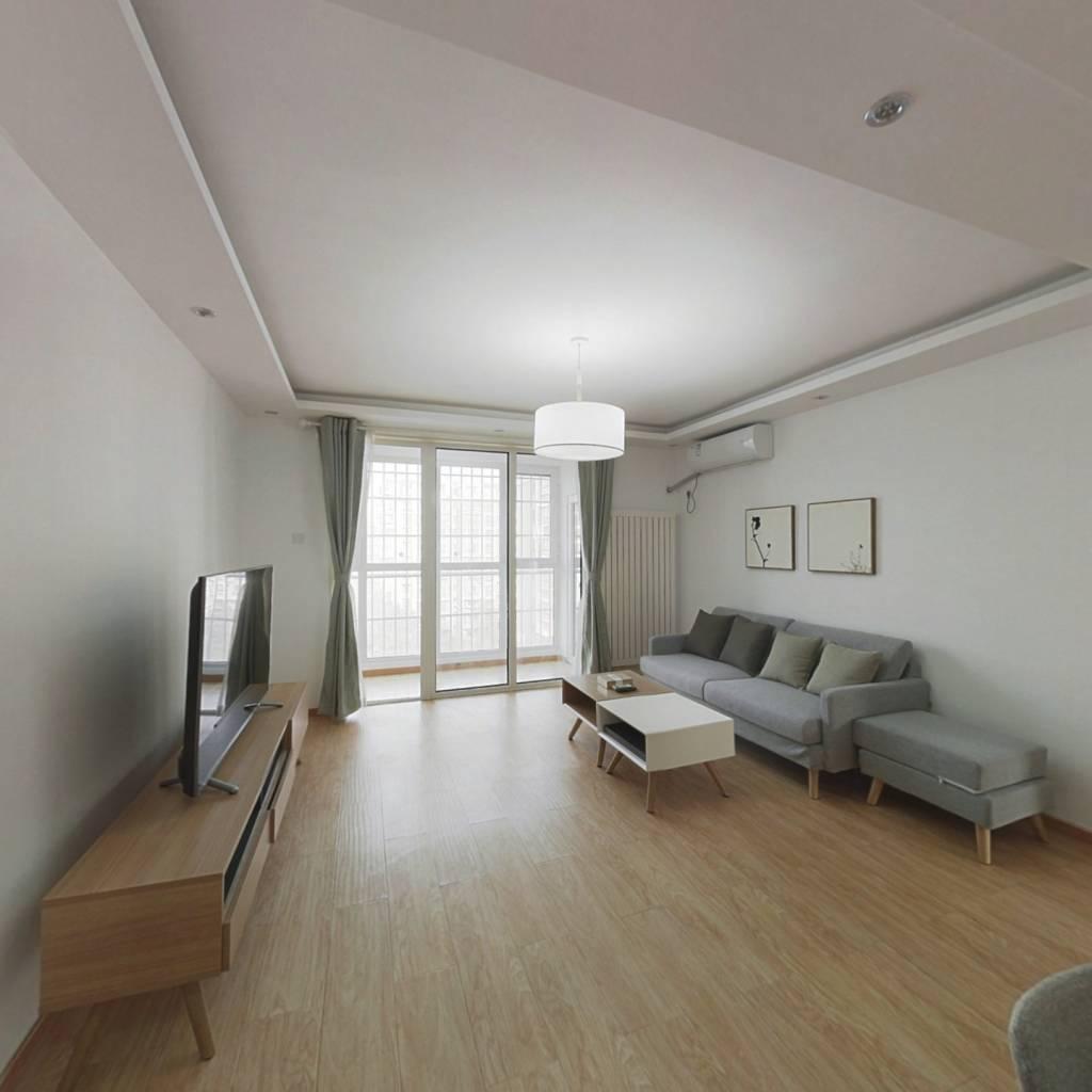 整租·康营家园十七区 2室1厅 南卧室图