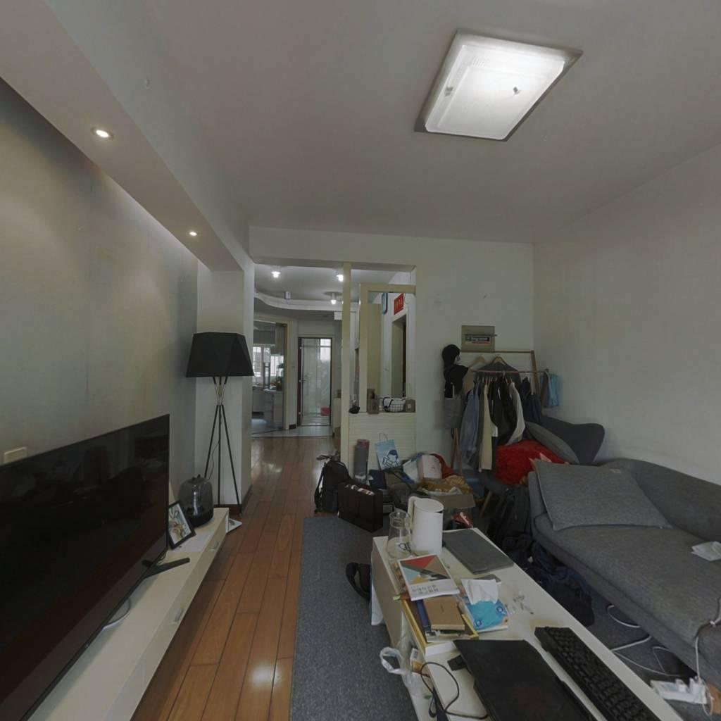 框架4房,屏西左海,居家装修,南北通透,单位宿舍