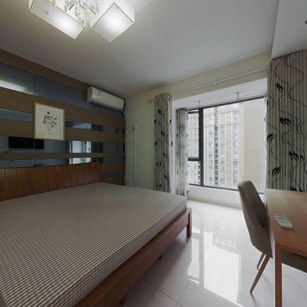合租·瑞升望江橡树林二期 4室1厅 北卧室图