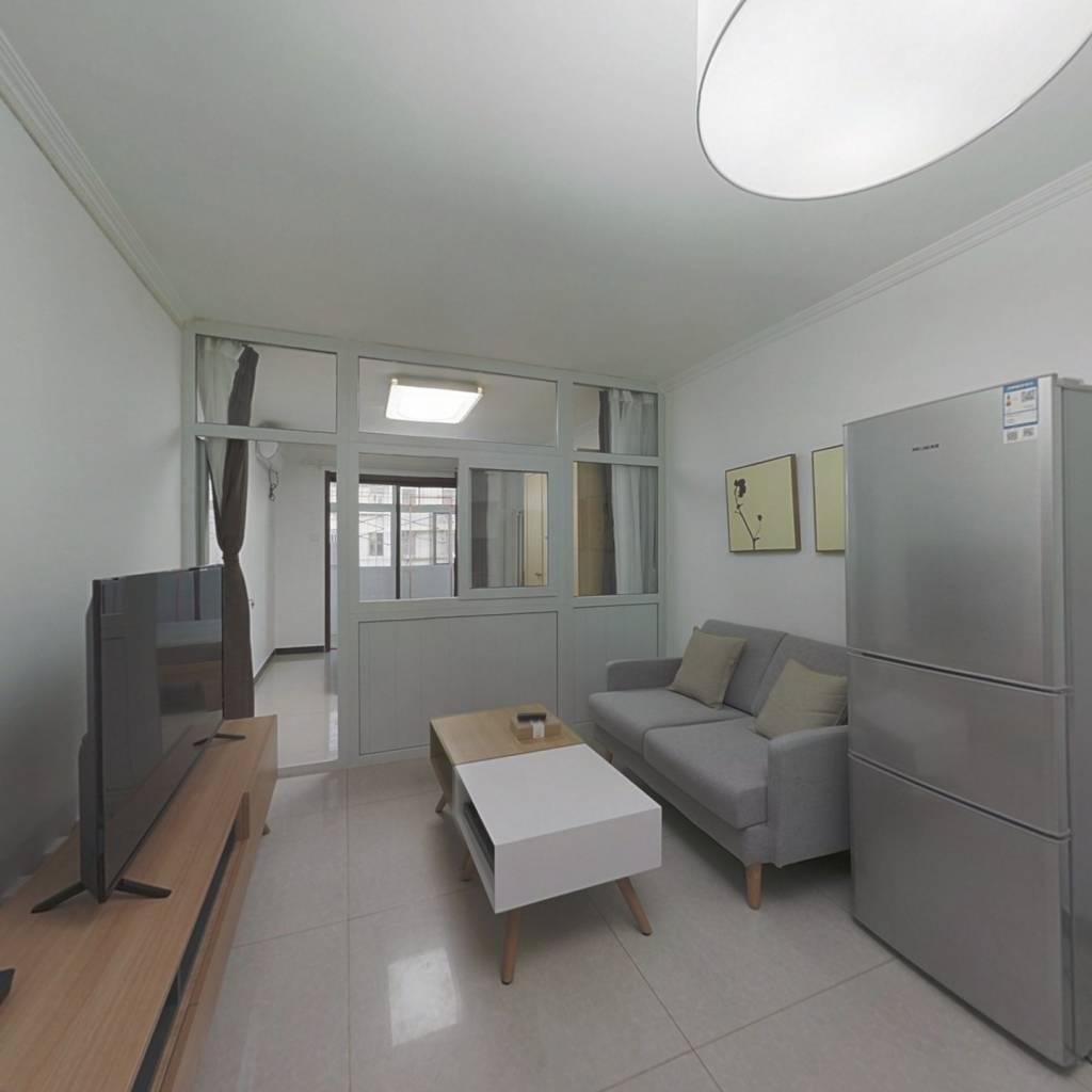 整租·永泰东里 2室1厅 南北卧室图