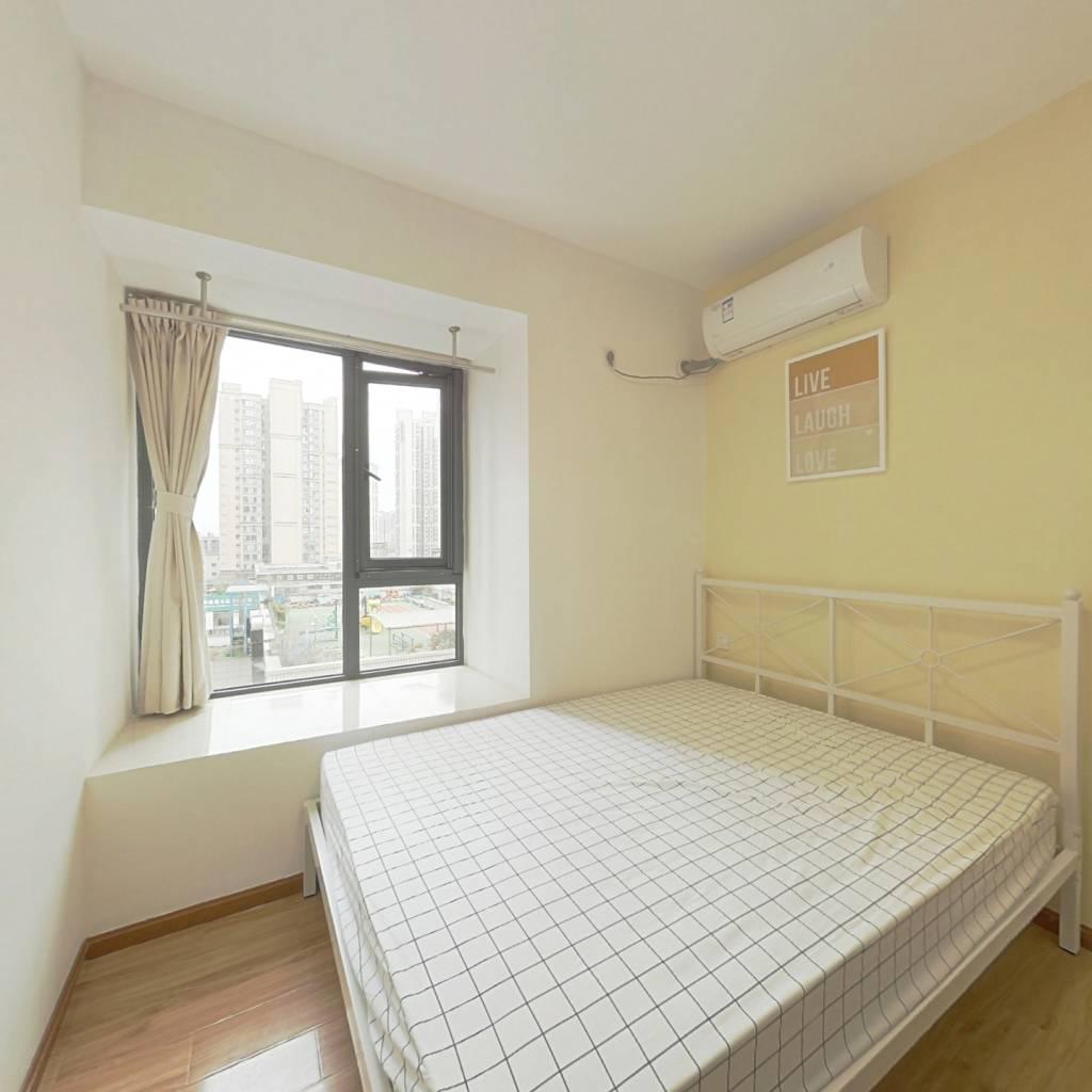 合租·海上海北苑 4室1厅 南卧室图