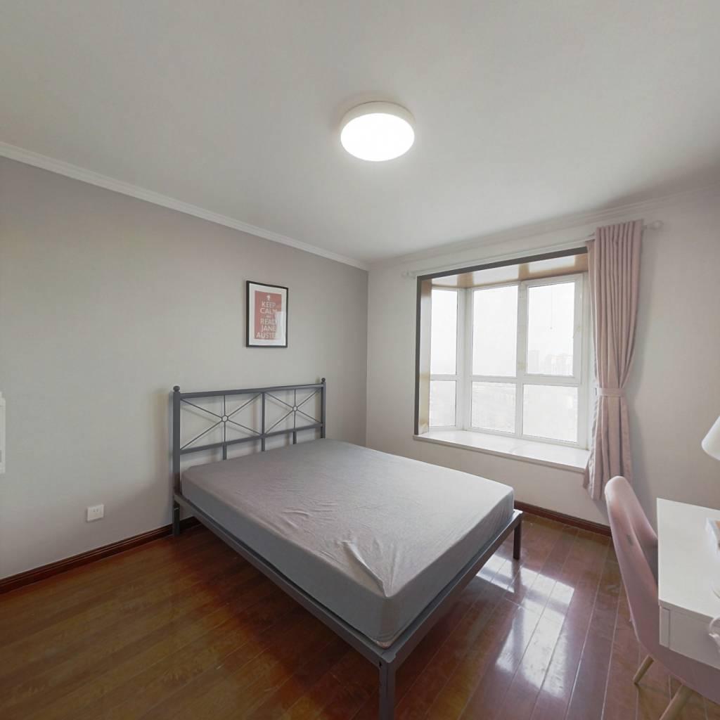 合租·竹木厂小区 2室1厅 南卧室图
