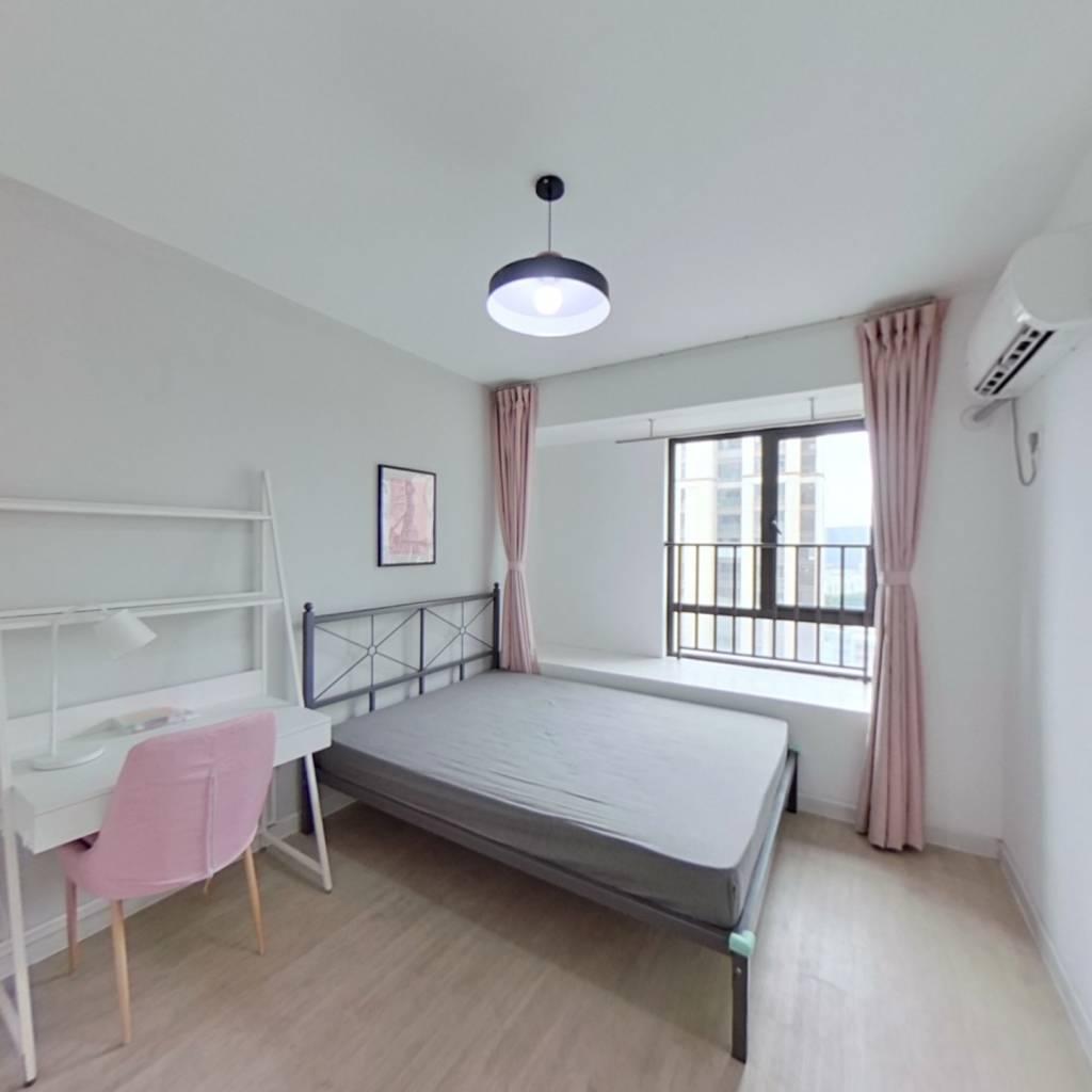 合租·婺江家园三园 4室1厅 南卧室图