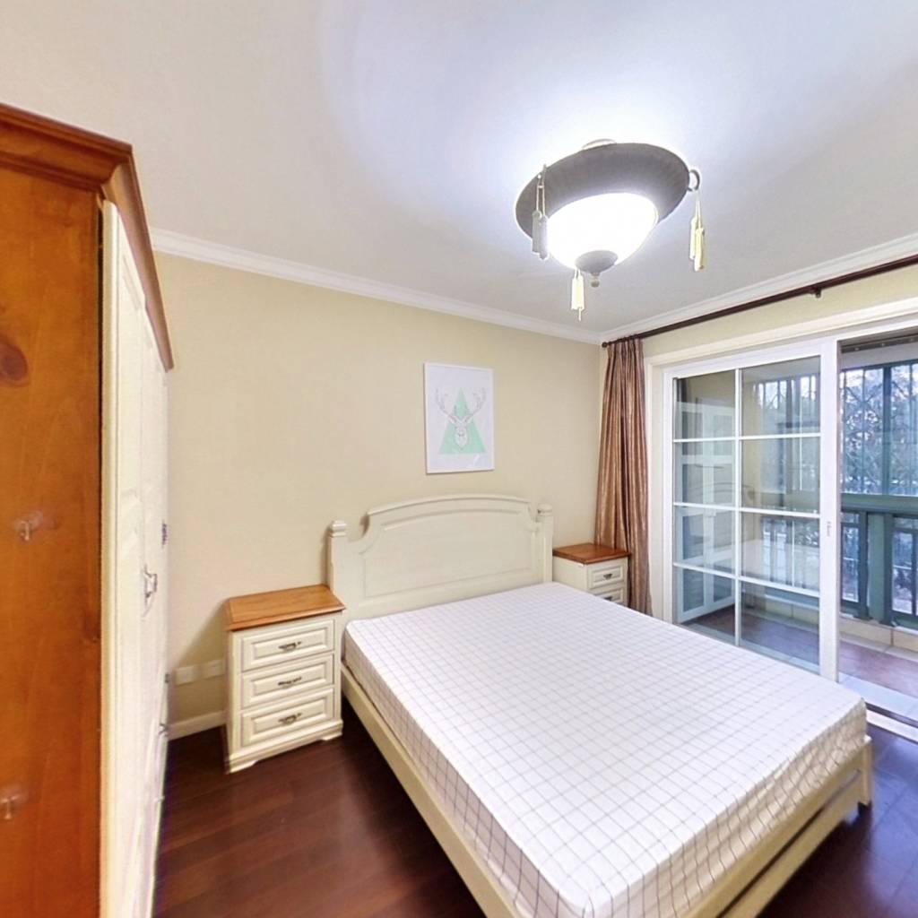 整租·久阳文华府邸(公寓) 2室1厅 南卧室图