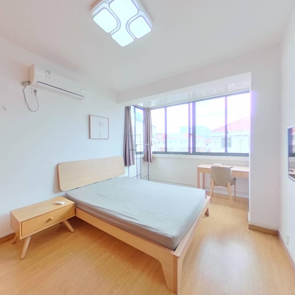 整租·潍坊九村 2室1厅 南卧室图