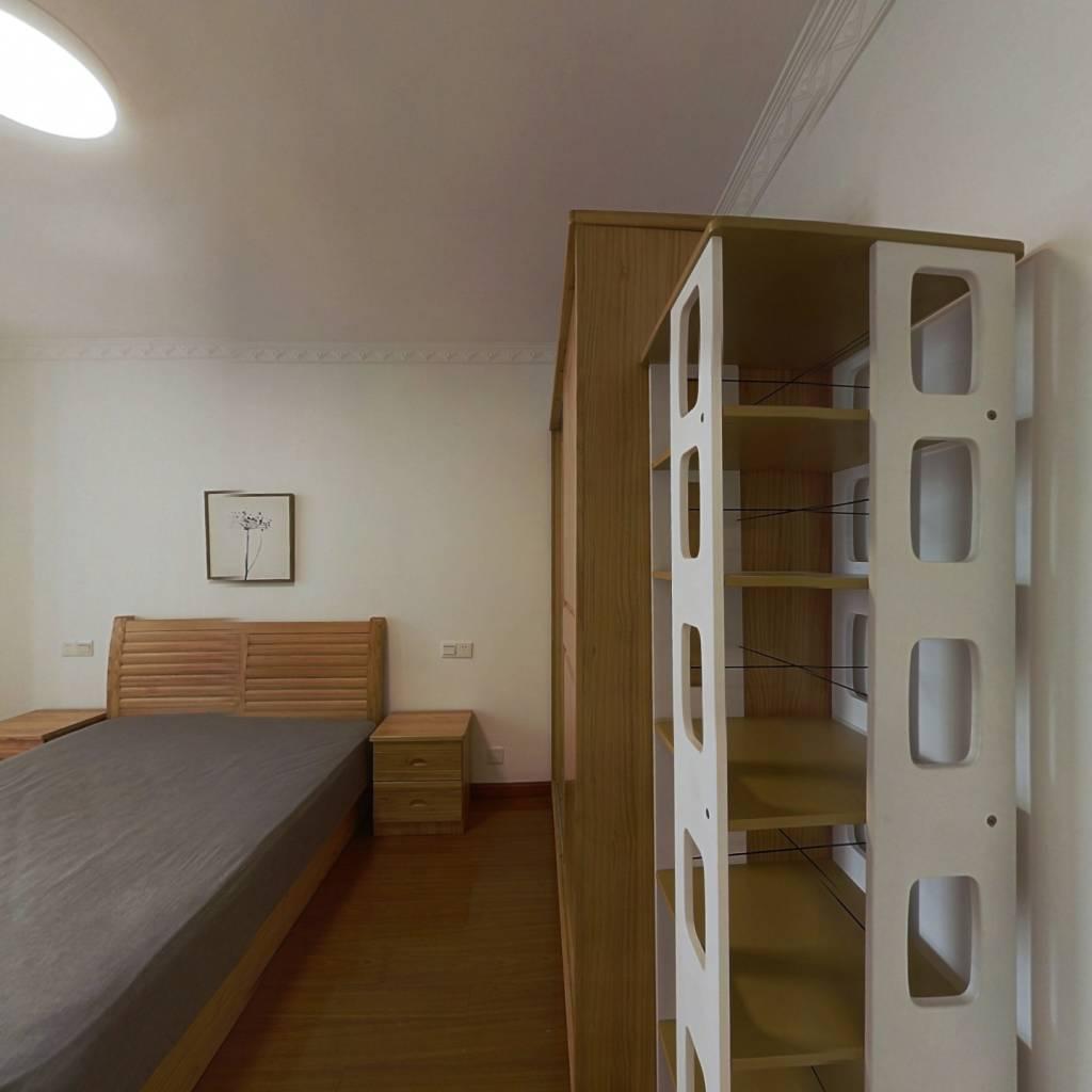 整租·西凌新邨 1室1厅 西卧室图