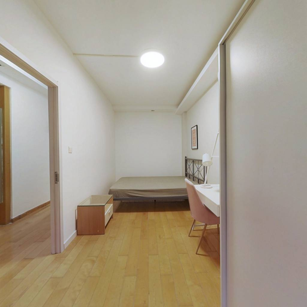 合租·金湖居 3室1厅 西卧室图