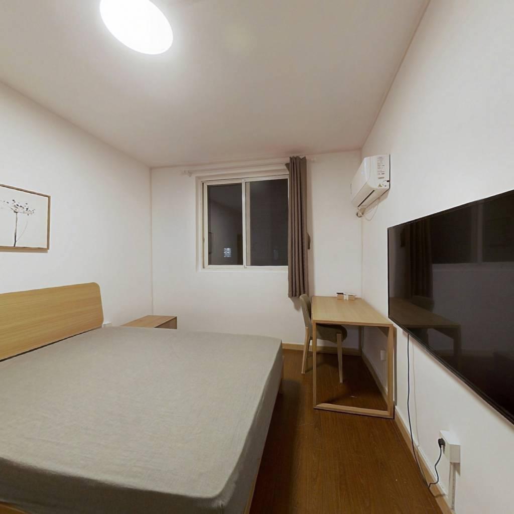 整租·上南二村 2室1厅 南卧室图