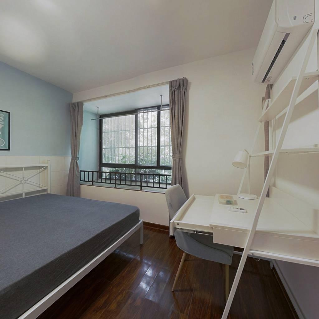 合租·和苑小区 4室1厅 北卧室图