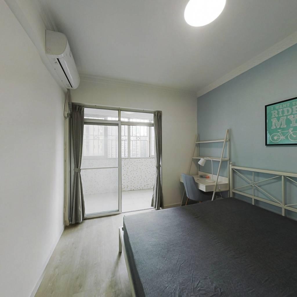 合租·穗园小区 5室1厅 南卧室图