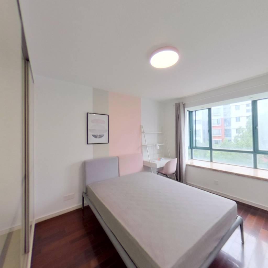 合租·大华锦绣华城(十九街区)(公寓) 4室1厅 南卧室图