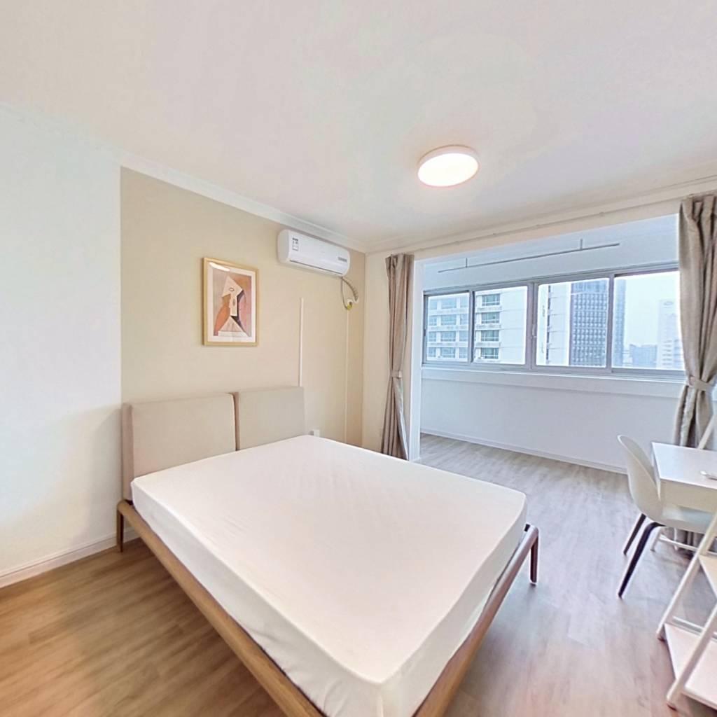 合租·康新花园 4室1厅 北卧室图