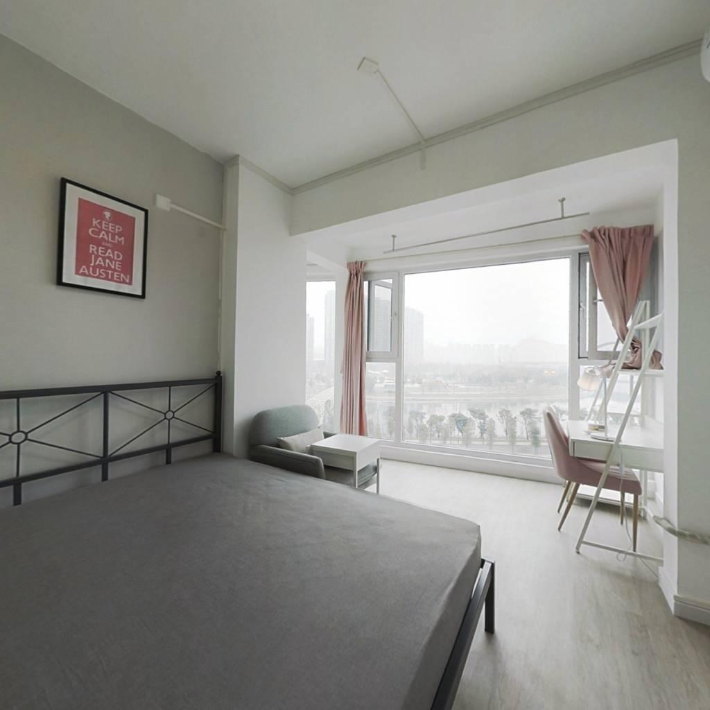 合租·红树湾 5室1厅 西卧室图