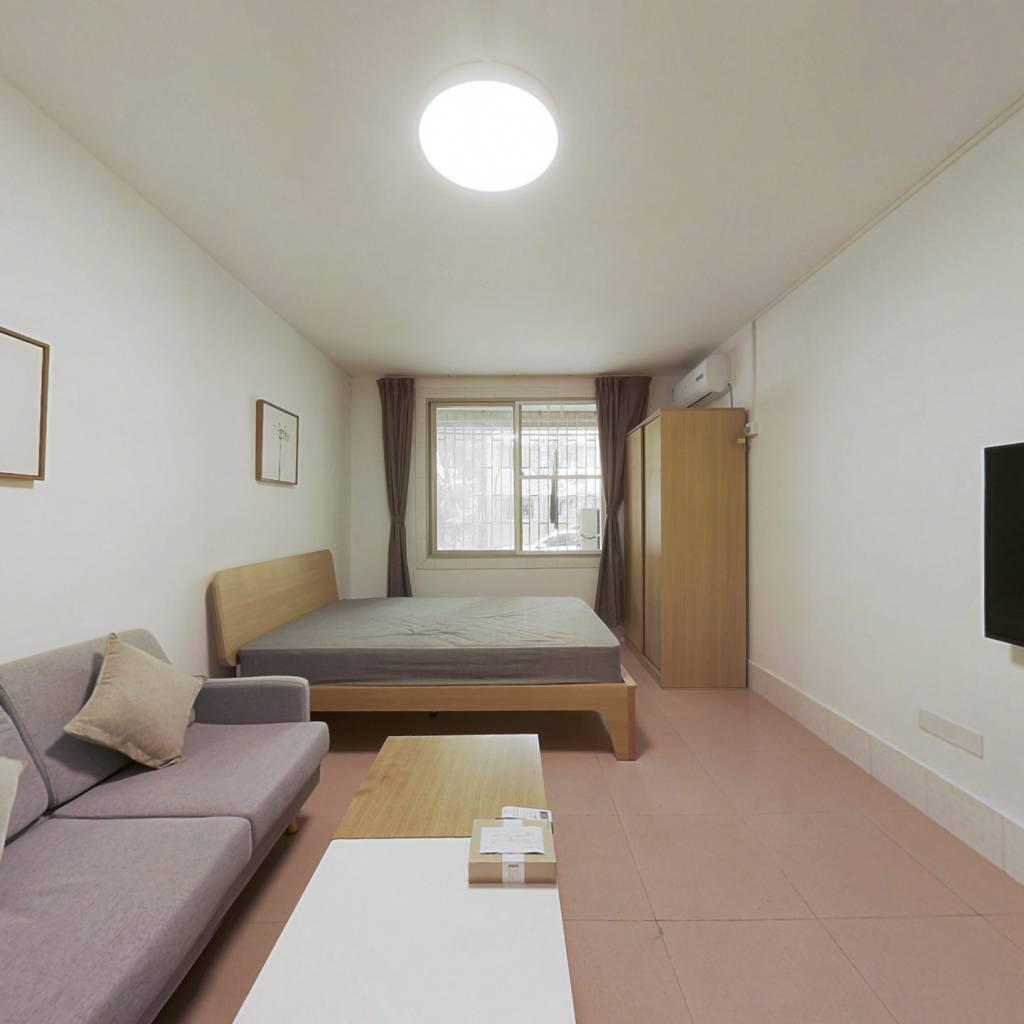 整租·荔馨村南山区 1室1厅 北卧室图