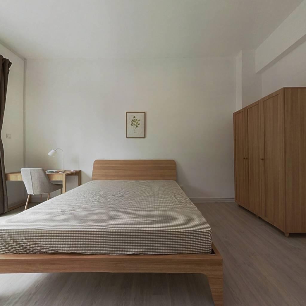 合租·坤和和家园 6室1厅 南卧室图
