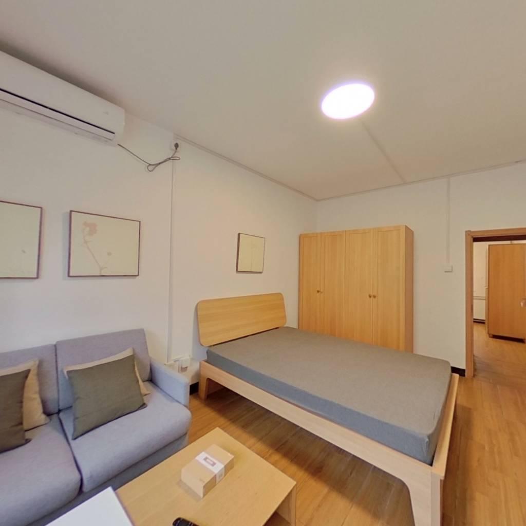 整租·青云北区 2室1厅 南卧室图
