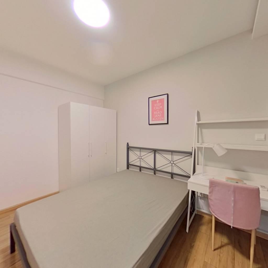 合租·中房蓝水湾 3室1厅 南卧室图
