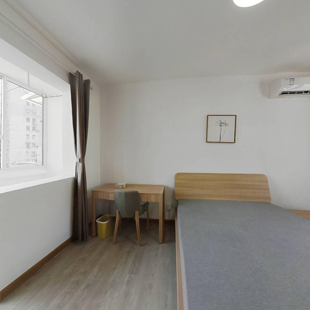整租·水霞小区 2室1厅 南卧室图
