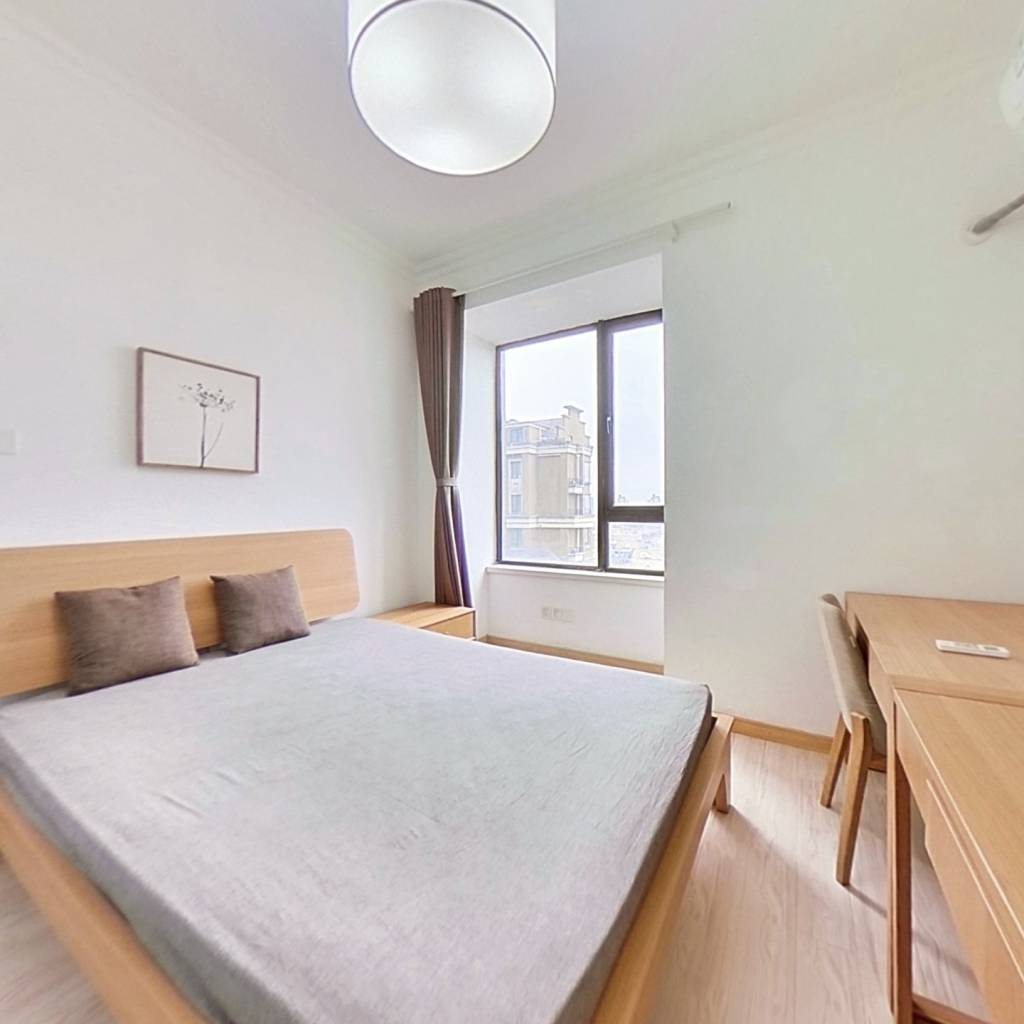 整租·中梁英伦印象(公寓) 2室1厅 南卧室图