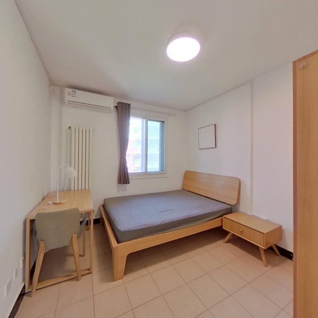整租·明光北里 2室1厅 南卧室图