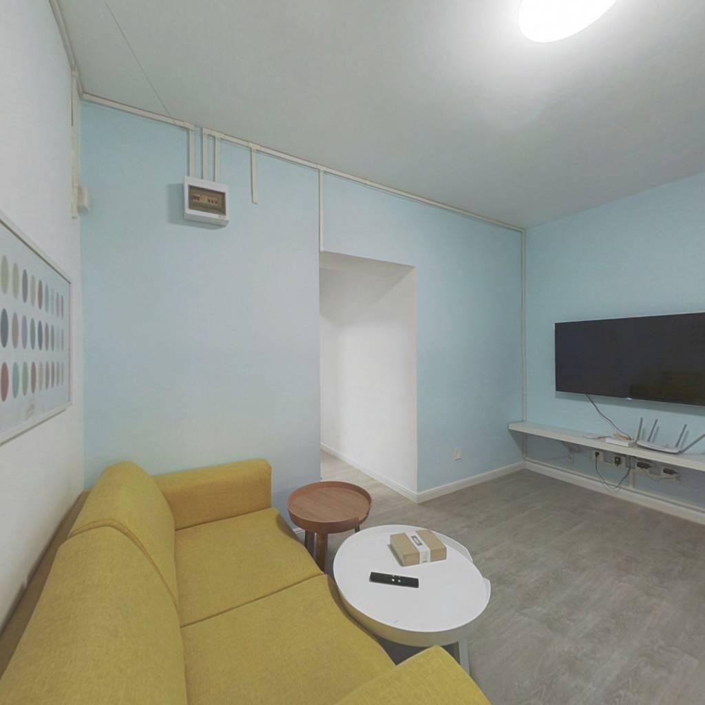 整租·富丰园小区 1室1厅 南卧室图