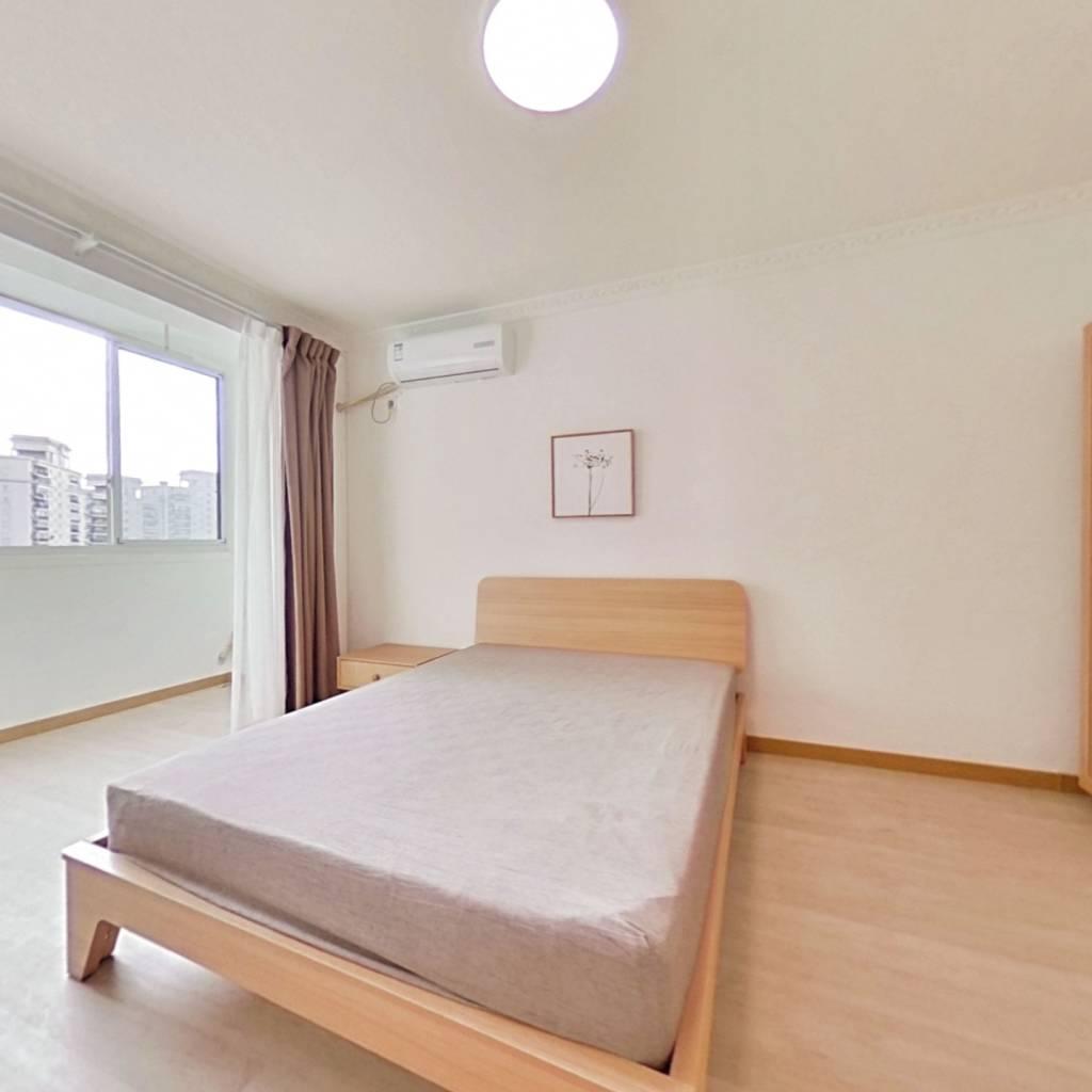 整租·新泉大厦 2室1厅 南卧室图