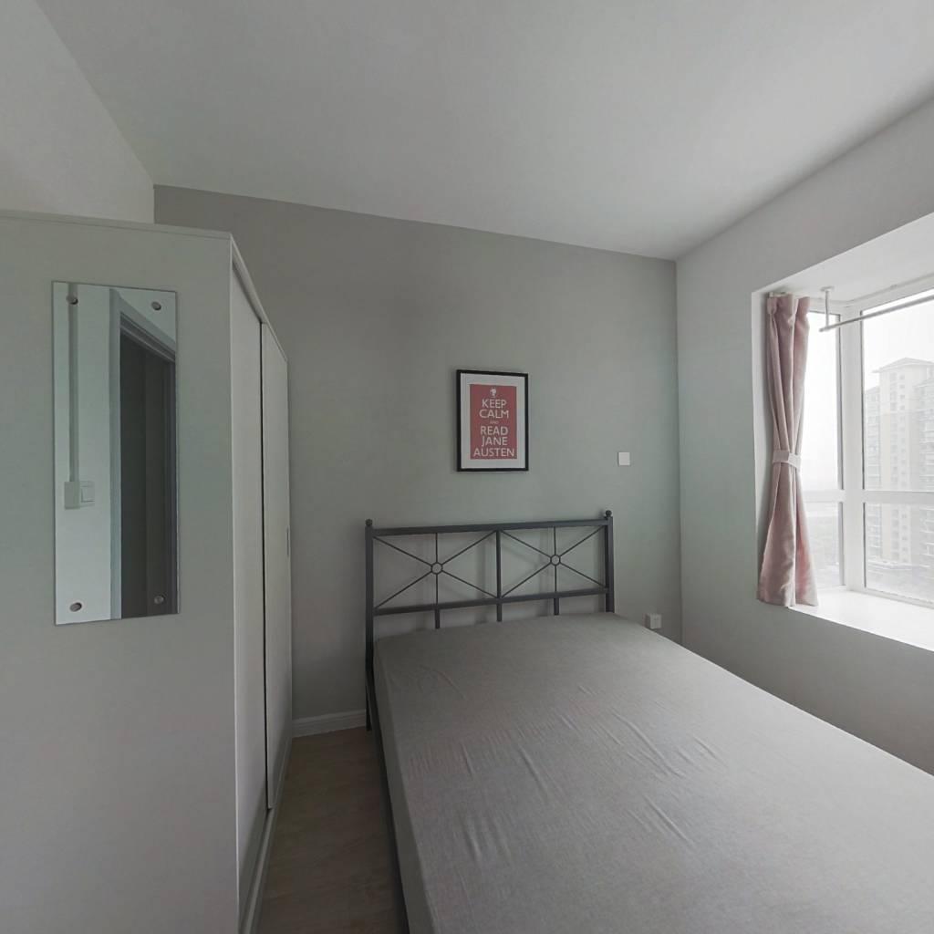 合租·葛洲坝华庄 3室1厅 南卧室图