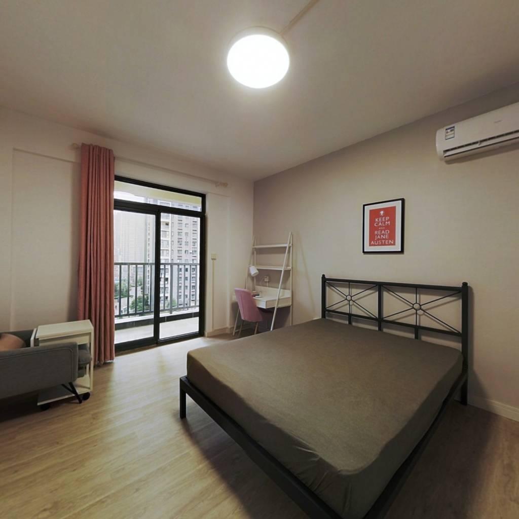 合租·塔子湖兴隆苑 5室1厅 南卧室图