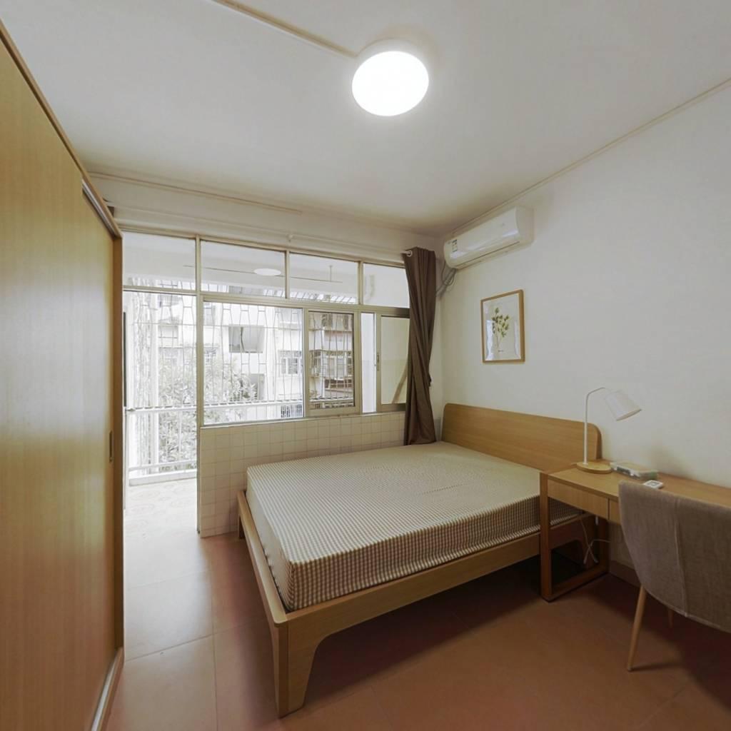 合租·新秀村南区 5室1厅 东卧室图