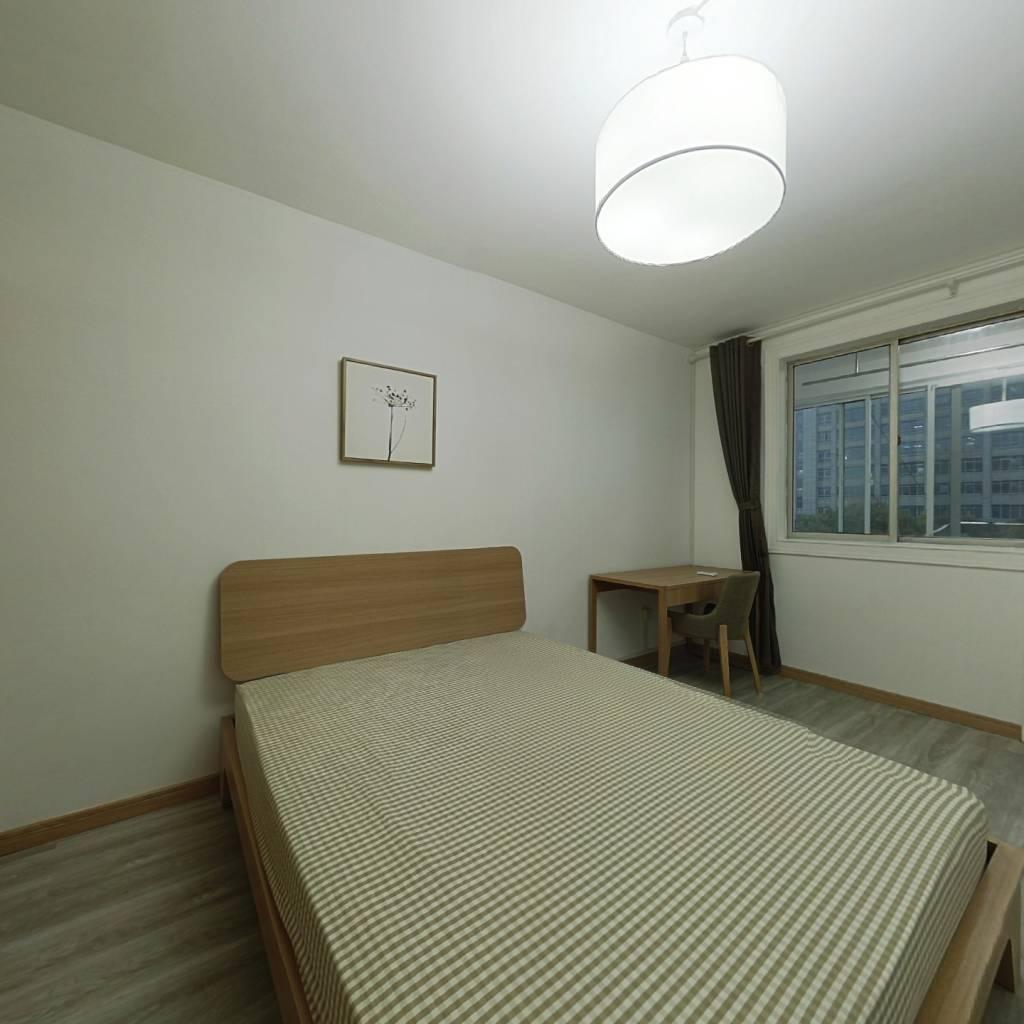 整租·培花久远公寓 2室1厅 南卧室图