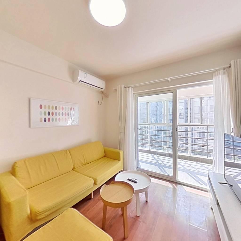 整租·colour彼岸 1室1厅 南卧室图