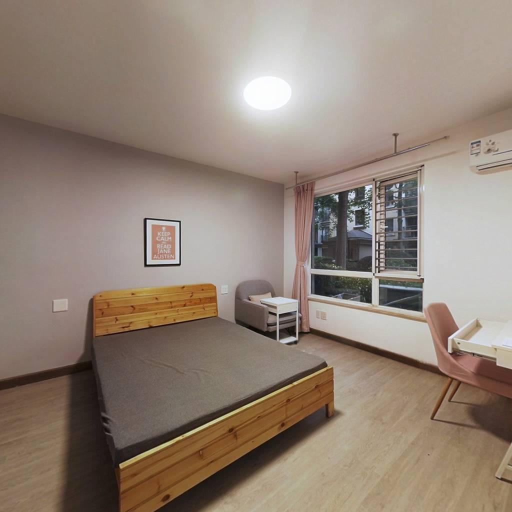 合租·云溪香山 3室1厅 南卧室图