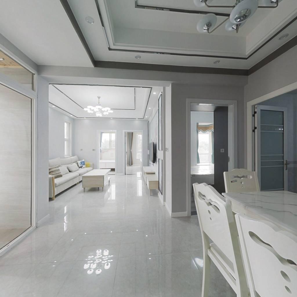 合川新车站阳光美庐 精装3房 户型采光佳 带全套新家俱