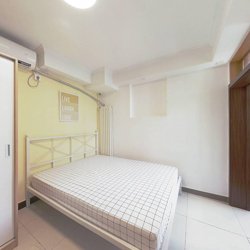 合租·太平桥西里 3室1厅 东西卧室图