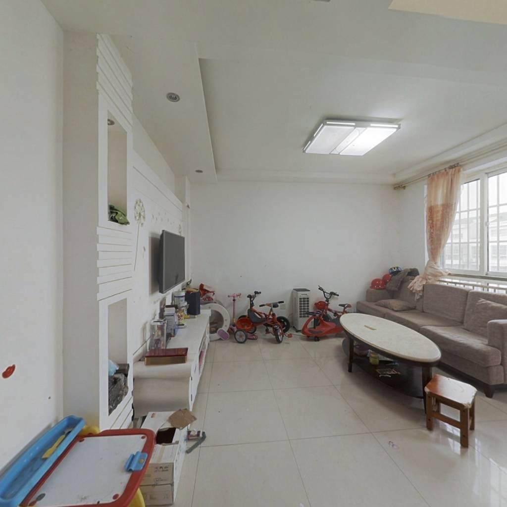 张浦 丽水湾精装顶楼标准复式 完全两层