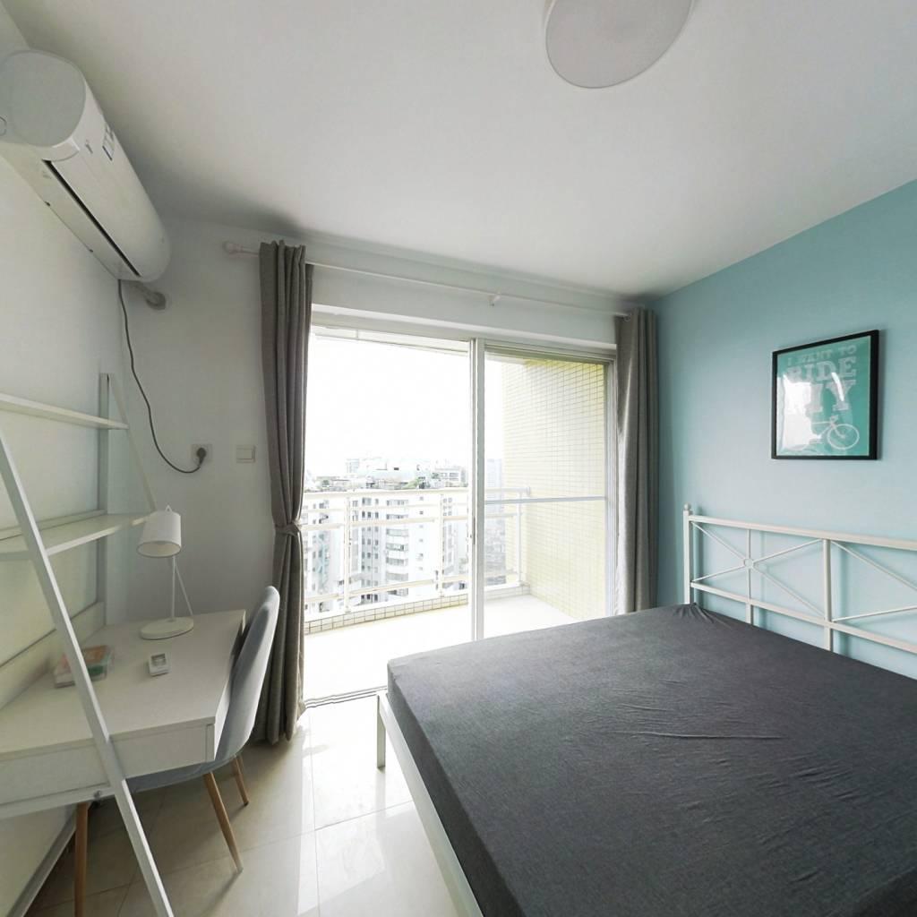 合租·芭堤水岸 3室1厅 南卧室图