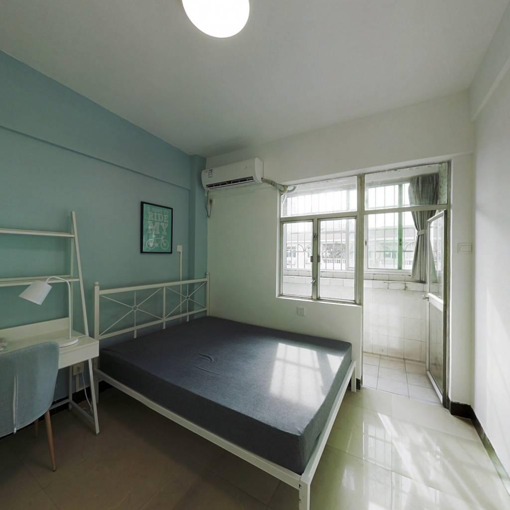 合租·珠岛花园 3室1厅 东卧室图