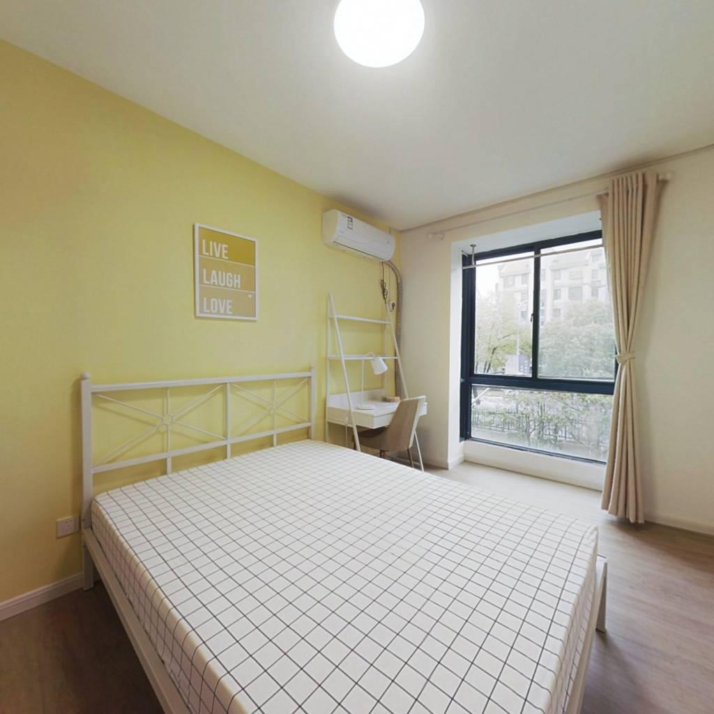 合租·春江新城牛首坊 3室1厅 南卧室图